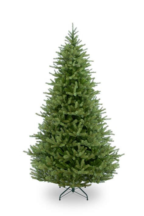 7ft norway spruce slim feel real artificial christmas tree