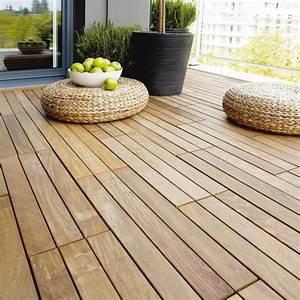Lame De Bois Pour Terrasse : pose terrasse infos et conseils sur la pose d 39 une terrasse ~ Melissatoandfro.com Idées de Décoration