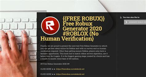 We did not find results for: {{FREE ROBUX}} Free Robux Generator 2020 #ROBLOX {No Human ...