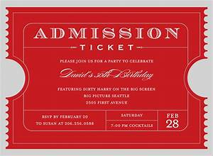 4 free admission ticket templates word excel pdf formats With entry tickets template