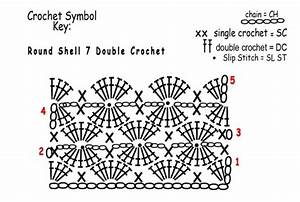 See How To Crochet The Harlequin Stitch  Video  U0026 Diagram