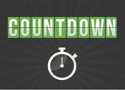 Countdown Clock App Final Cuenta Regresiva Reloj