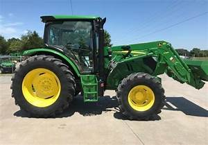 John Deere 6125r Tractor Maintenance Guide  U0026 Parts List