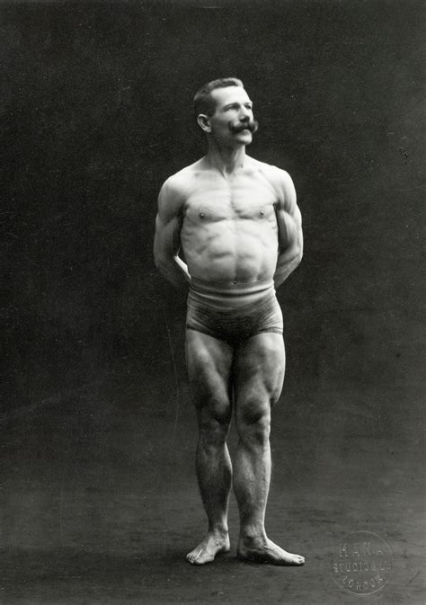 File:A male bodybuilder wearing bathing trunks Wellcome L0034521.jpg - Wikimedia Commons