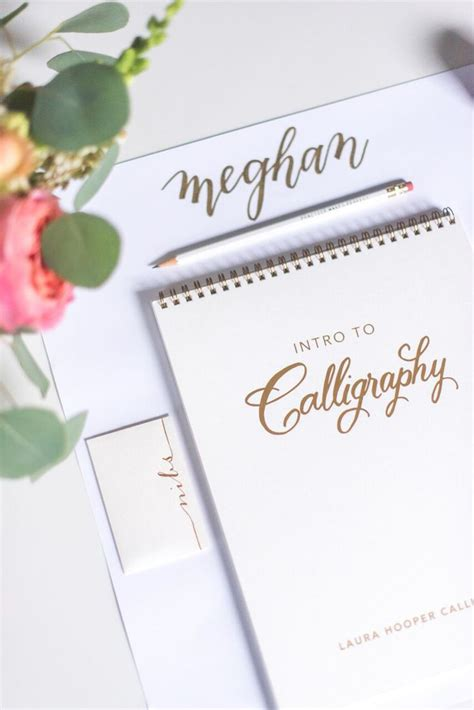 182 Best Learn Modern Calligraphy Images On Pinterest