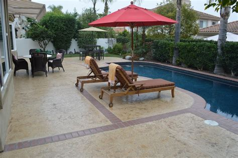 pool deck resurfacing options concrete coating specialists inc las vegas pool deck