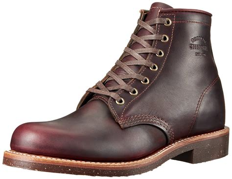 Chippewa Boat by Original Chippewa Collection S 1901m25 Engineer Boot