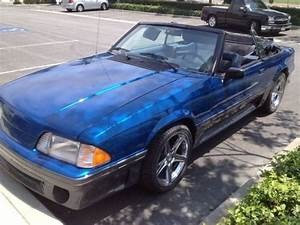 Sell Used 1990 Mustang Gt Convertible In Yucaipa