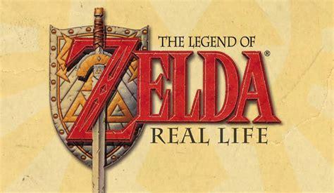 The Legend Of Zelda Real Life Technabob
