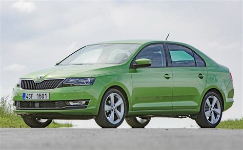 Skoda Launches 2017 Rapid & Rapid Spaceback With New