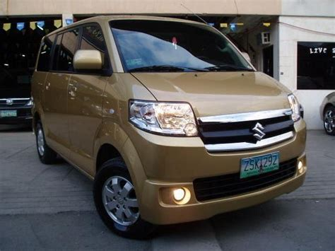 Suzuki Apv Luxury Picture by Apv Ga Ge Arena Luxury Carry 1 5 Real