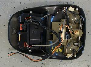 Overhead Console  98  Chevy