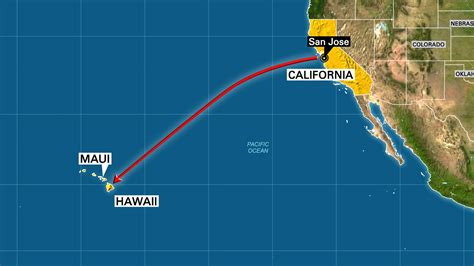 California Teen Survives Stowaway Flight to Hawaii in Jet ...