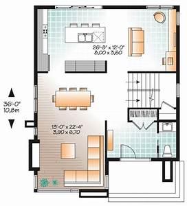 Ideas para casas en terrenos pequeños Construye Hogar