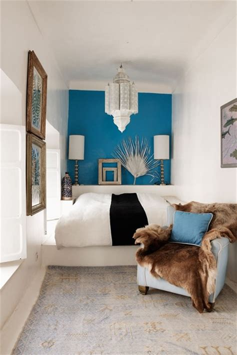 room design ideas uk narrow blue room small bedroom designs houseandgarden