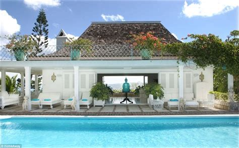 luxury house plans with pools st barts 39 villa rockstar where the revenant 39 s leonardo