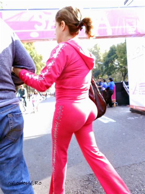 Sexy Girls On The Street Girls In Jeans Spandex And