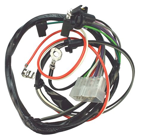 1969 Chevelle Engine Wiring by M H 1968 1972 Chevelle Console Harness Automatic