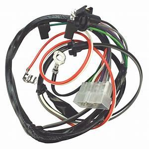 M U0026h Chevelle Console Harness Automatic Transmission Fits