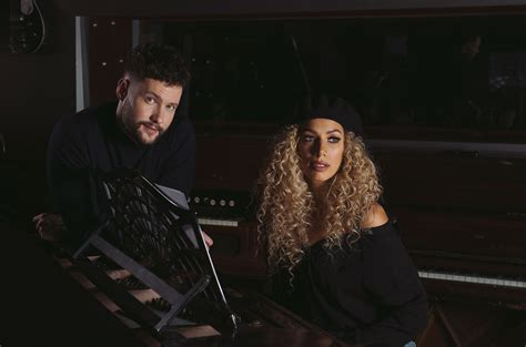 Calum Scott & Leona Lewis Team Up For 'you Are The Reason