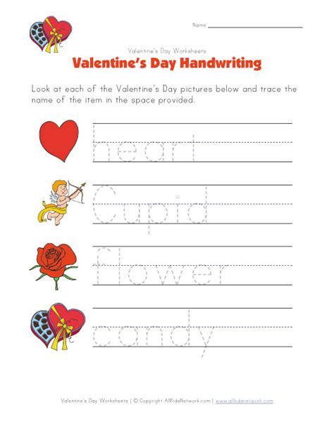 10 free s day tracing worksheets for the