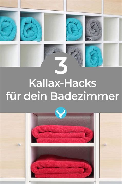 Kleines Badezimmer Hacks by Ikea Kallax Regal Hacks F 252 R Dein Badezimmer In 2019
