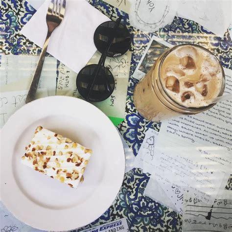 @antidotecoffee on instagram have full name is antidote coffee. Cafe Veronese Gardens & Gallery, CA | Food, Eat, Eat cake