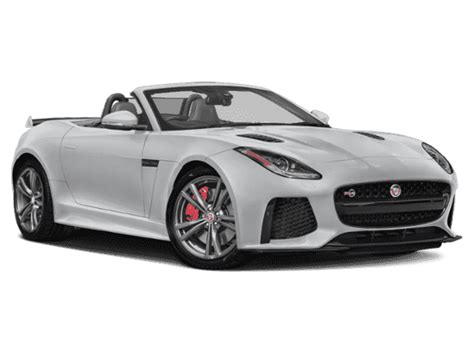 2019 Jaguar F-type Convertible Auto Svr Awd Lease 69