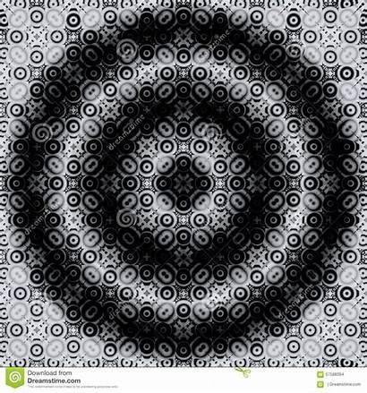 Cellular Seamless Texture Monochrome Pattern