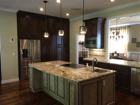 hidden pantry kitchen remodeled home construction