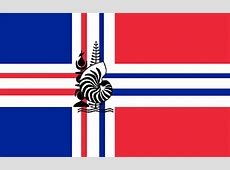 What if all countries had to use Nordic Cross style flags