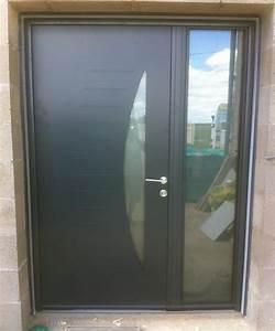 porte d39entree kline velum et tierce a massieux With porte d entrée avec tierce
