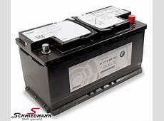 AGM battery original BMW 92AH 61216924023, 61 21 6 924