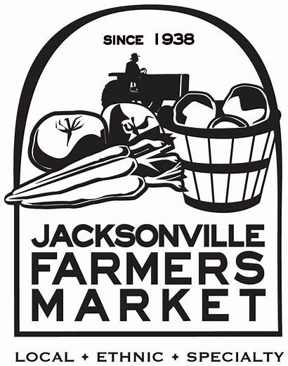 Market Clipart Drawing Farmers Jacksonville Transparent Hours