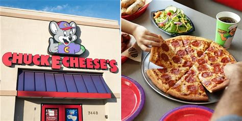 Does Chuck E. Cheese's Serve Leftover Pizza? Restaurant