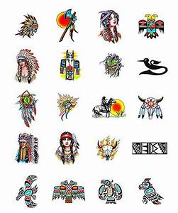 Native American Tattoos And Meanings
