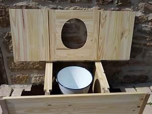 Seau Toilette Seche : cabane toilette seche toilettes s ches vente de kit ~ Premium-room.com Idées de Décoration