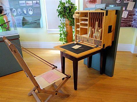 portable writing desk plans woodworking projects plans