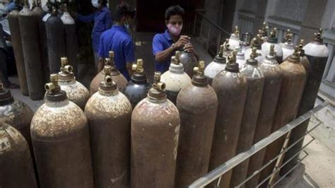 Haryana: 5 COVID-19 patients die allegedly due to oxygen ...