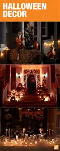 Things To Do On Halloween At Home by 25 Best Halloween Decorating Ideas On Pinterest Diy