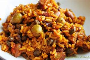 Cooking with Anne: Puerto Rican Rice and Beans