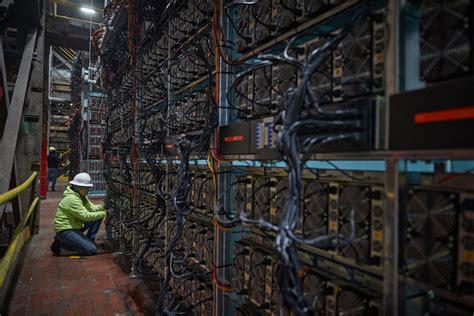 Sau khi thành lập một đội nghiên cứu từ năm 2014. Khai thác Bitcoin ở Trung Quốc đe dọa nghiêm trọng đến môi trường