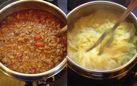recette pates fraiches tagliatelle maison babaorun