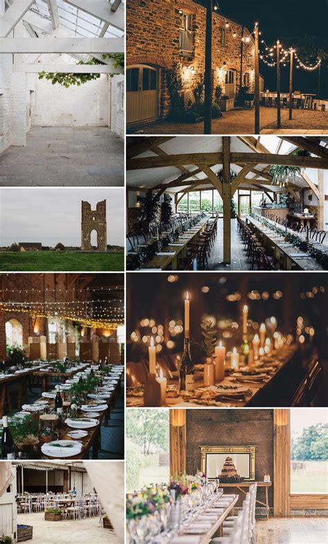 finding  perfect wedding venue rock  wedding uk