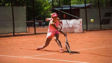 Vismanei Francijā pirmā uzvara W60 līmeņa spēlē - Teniss ...