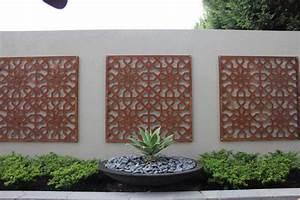 Decoration Pour Mur Exterieur : decoration murale exterieur deco terrasse maison email ~ Dailycaller-alerts.com Idées de Décoration