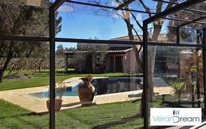 Abri De Terrasse Retractable : abri de terrasse v14 verandream abri pour terrasse ~ Dailycaller-alerts.com Idées de Décoration
