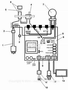 Campbell Hausfeld Al2710 Parts Diagram For Electrical