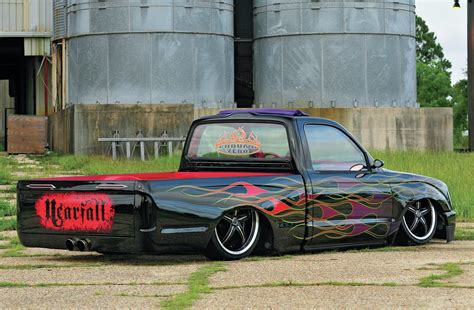 1996 Toyota Tacoma Lowrider Pickup Custom Tuning Hot Rod