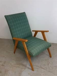 Fauteuil Scandinave Vert : fauteuil scandinave ~ Teatrodelosmanantiales.com Idées de Décoration